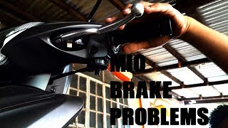 Yamaha Mio | Mio Brake Problems| Possible reasons | Pumapakat | SHOUTOUT