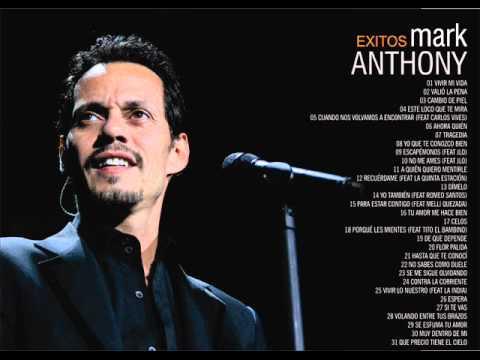 MARK ANTHONY 31 EXITOS