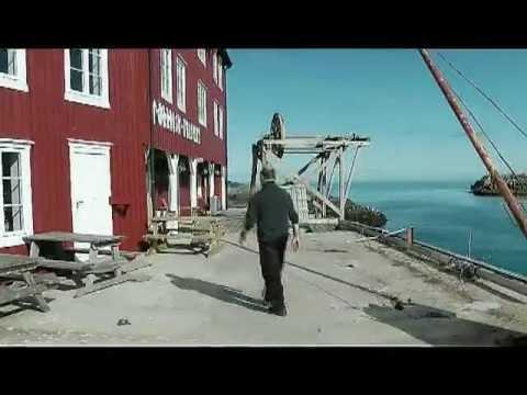 Im Stockfisch-Museum Von Å Auf Moskenes - Lofoten
