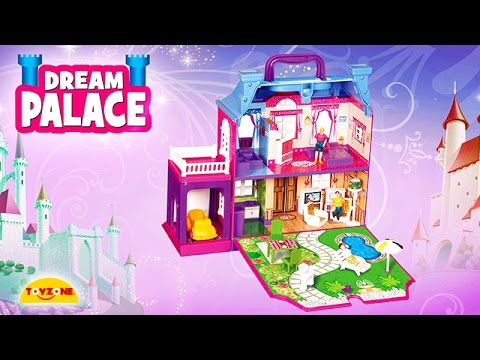 Dream Palace Doll House