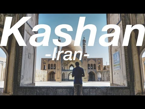 Exploring Iranian Architecture in Kashan | The Long Road Ep. 27