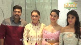 Celebrities At Textile Showroom Launch
