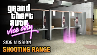 GTA Vice City - Shooting Range