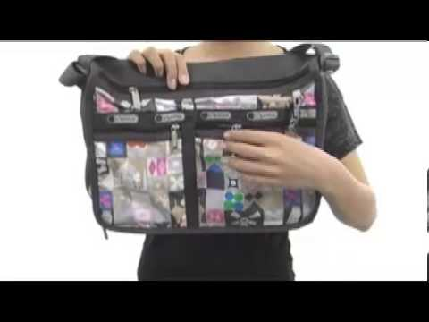 LeSportsac Deluxe Everyday Bag w/ Charm SKU:#8060285