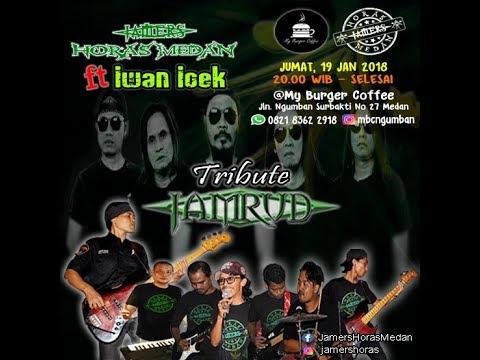 Jamers Horas Medan - Cover Bandot Tua (Jamrud)