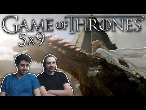 Game Of Thrones Season 5 Episode 9 REACTION