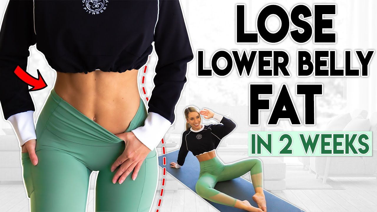 LOSE LOWER BELLY FAT in 7 Weeks (intense)  7 minute Home Workout