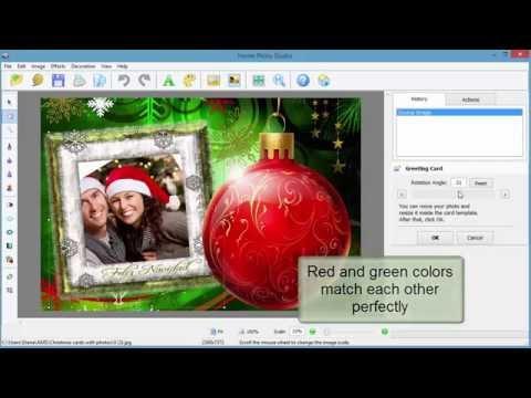Christmas Cards with Photos – Three Cool DIY Ideas