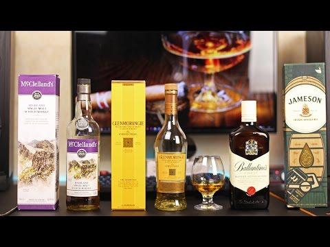 Чем отличается односолодовый виски от купажированного?
