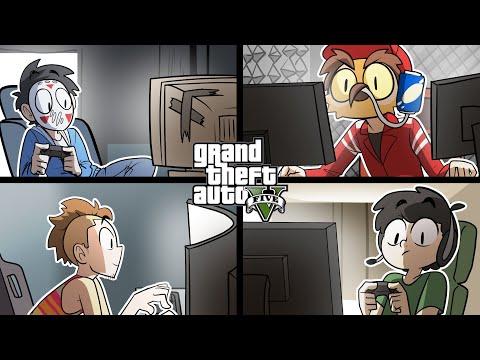 GTA 5 But It Kinda Feels Like The Old Times...