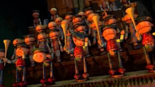 Заходь дружок в містечко Дюлок (Шрек: Хеллоуїн, Scared Shrekless)