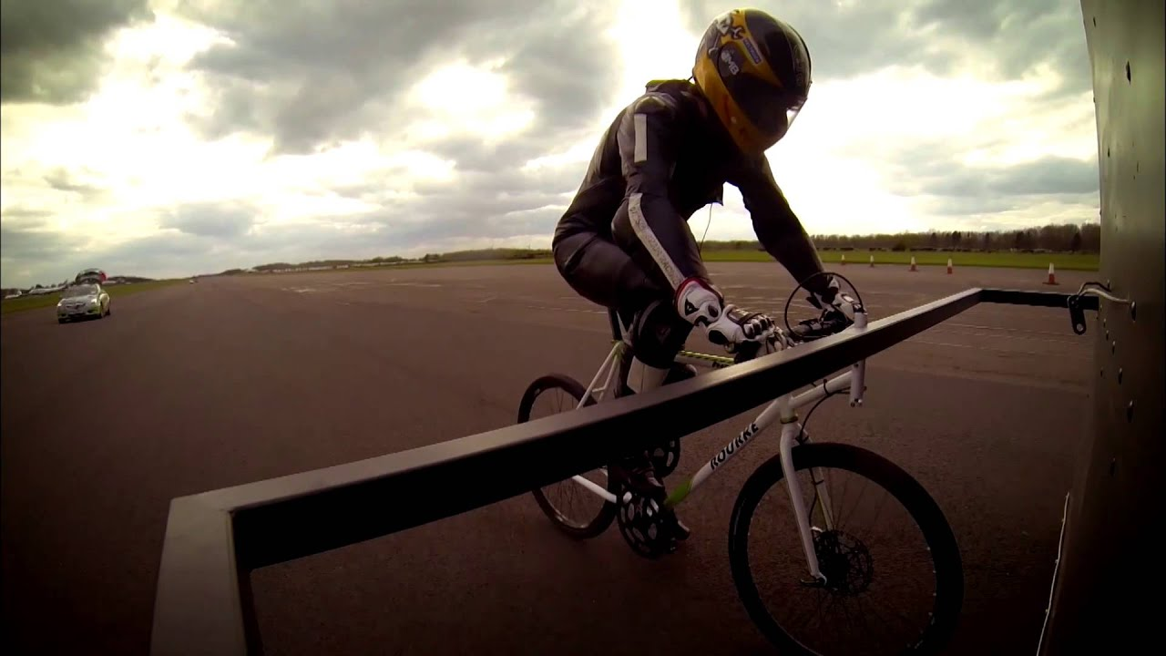 Cycle Speed Record: Maximum Speed, World Record 35