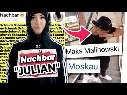 BETRUGSFÄLLE! Rebekah Wing erfindet NACHBAR (Julian) und verbreitet Angst!