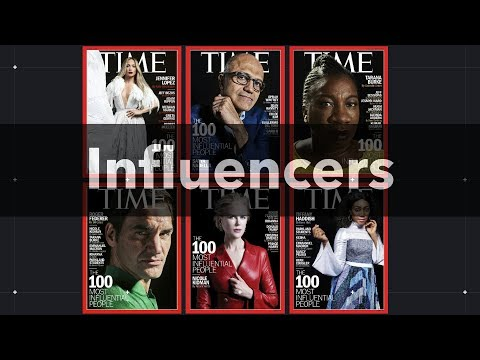 Influencers - By: Alex Padilla
