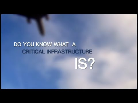 Do you know what a critical infrastructure is? - INFRARISK