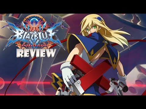 BlazBlue Central Fiction (Switch) Review - YouTube