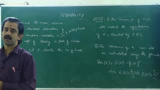II PUC | MATHEMATICS | PROBABILITY -11