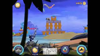 Angry Birds Transformers Daily Event February 23, 2019