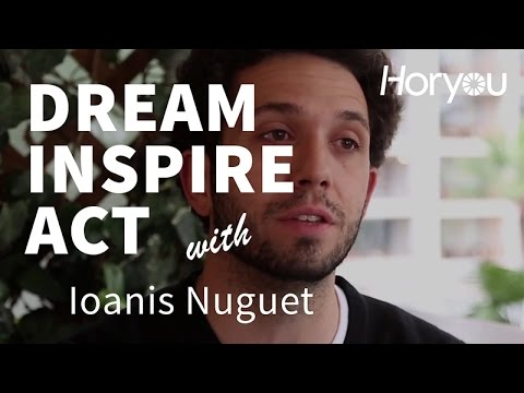 Ioanis Nuguet @ Cannes 2014 - Dream Inspire Act by Horyou