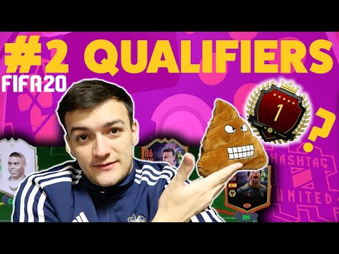 CAN HARRY DO IT AGAIN?! - FIFA 20 QUALIFIERS + BATTLE FOR 1ST IN THE WORLD!