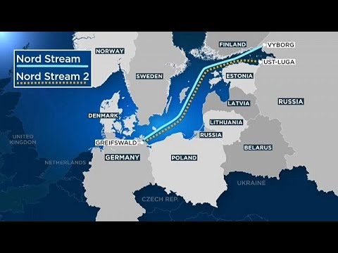 Nord Stream 2 Sanktionen