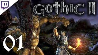 Gothic 2 [VOD, Часть 1] - Пробуждение!
