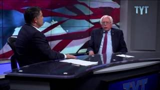 Bernie Sanders On Who Should Be Hillary Clintons Vice President