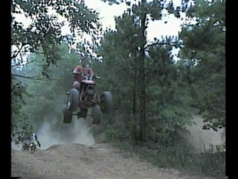 Big Four Wheelers >> Lots of Big Air Jumps on 4 Wheelers - YouTube