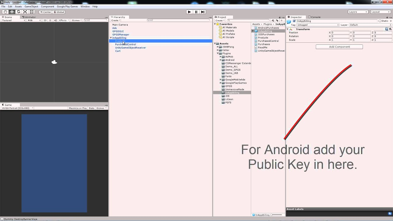 Unity Mobile Plugin Bundle for Android and iOS (Ads,Social & In-App  Purchasing)