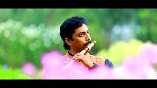 Manathe Marikurumbe    Pulimurugan    Mohanlal    Flute Cover    Prof. Pushparaj