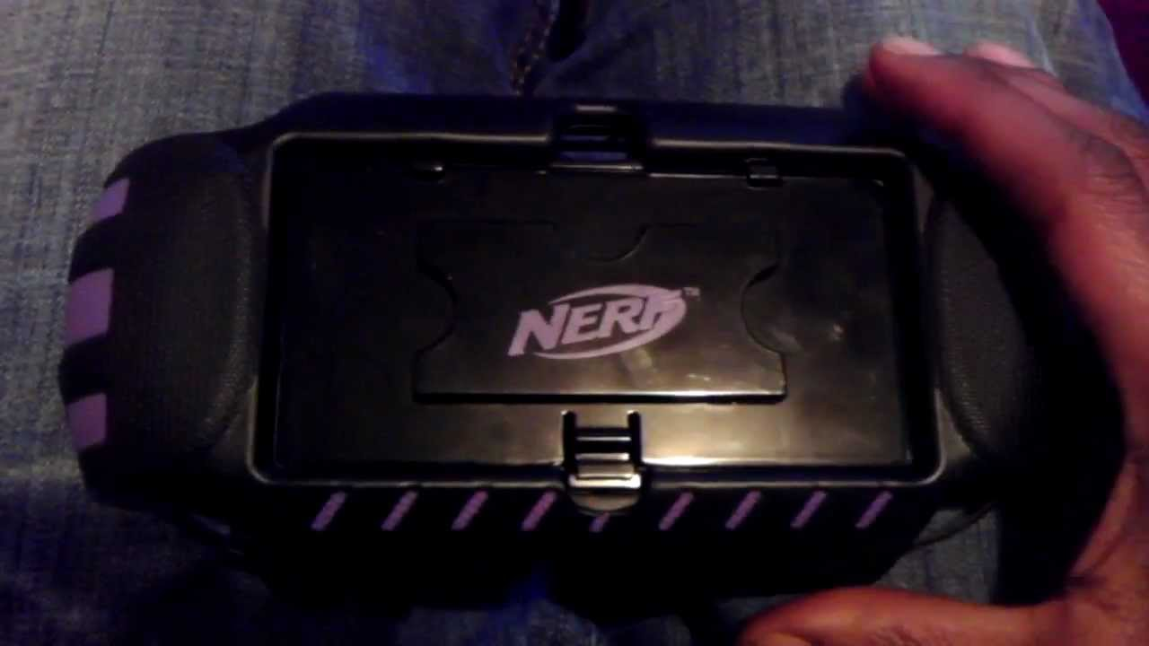 Ps Vita Nerf Protective Case My 2 Cents Youtube