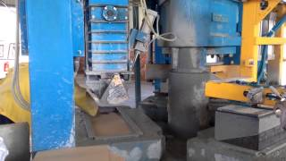 Technology and solutions for the kerb pressing and wet press concrete industry [construction]