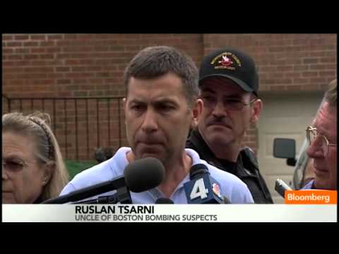 Boston Suspects' Uncle: They Were 'Losers'