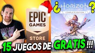 Consigue 15 JUEGOS GRATIS en la EPIC GAMES STORE PC!!! *Nueva Lista CORRECTA EN DESCRIPCIÓN