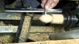 Woodturning A Egg