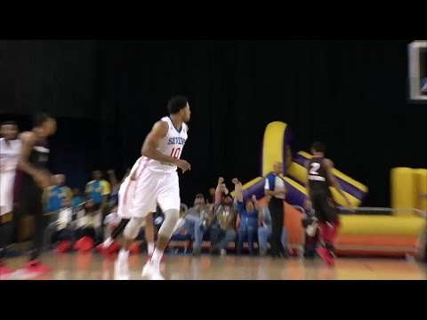 Highlights: Rodney Carney (22 points)  vs. the Skyforce, 3/25/2016
