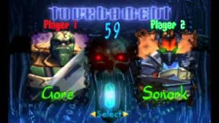 Dark Rift - Sonork (2nd player) playthrough