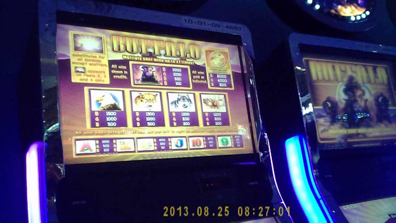 How To Win Buffalo Slot Machine