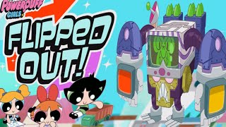 Flipped Out - The Powerpuff Girls (by TBS, Inc.) - iOS/Android - HD Gameplay