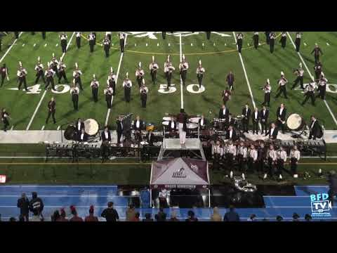 UMASS Amherst Marching Band @ 2017 MICCA Band Finals - BFDTV