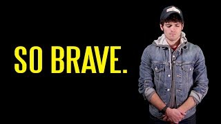 The bravest video we have ever made.