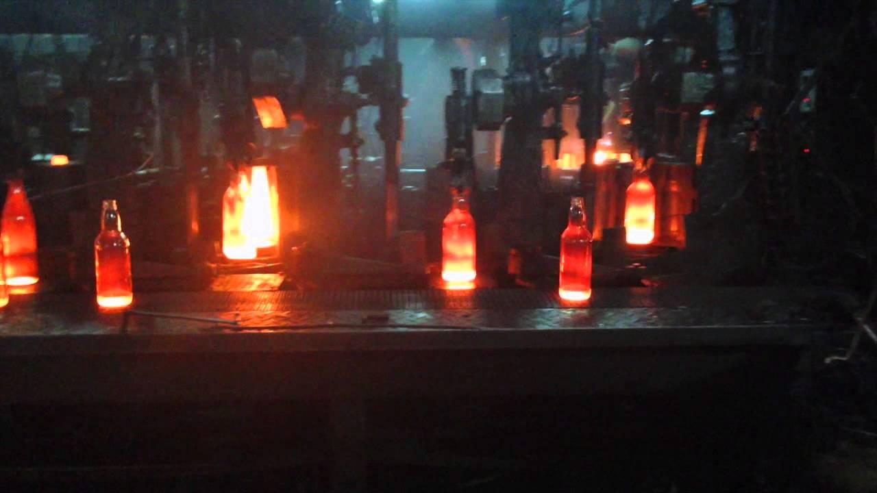 glass bottle makers