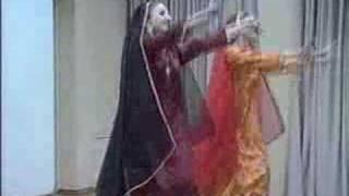 Mussarat Nazir Pakistani Singer Folk Dance by Tarang Moscow