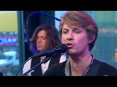 Hanson performs 'I Was Born' on 'GMA'