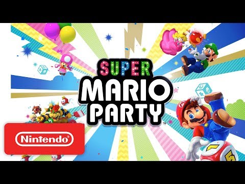 Super Mario Party - Launch Trailer - Nintendo Switch