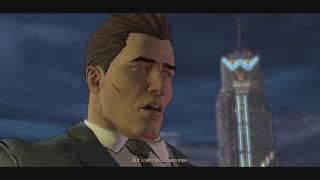 Batman: The Telltale Series - Episode 4 Guardian of Gotham - Bruce Meets Harvey