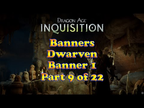 Dragon Age: Inquisition - Dwarven Banner 1...