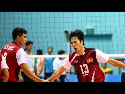 Chủ công Nguyễn Hữu Hà - Niềm tự hào của bóng chuyền Việt Nam
