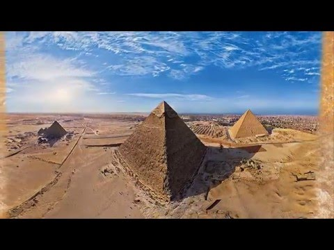 Египет с высоты птичьего полета / Egypt aerial view