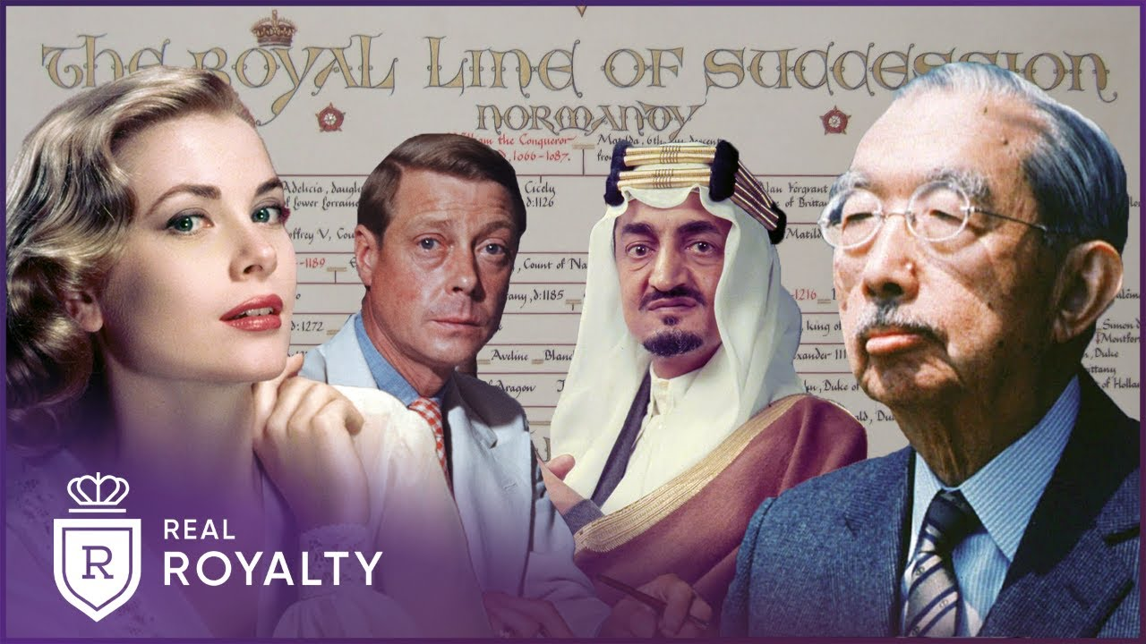 The Royal Families That Changed The World   Dynasties   Real Royalty with Foxy Games